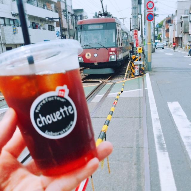 コーヒーと世田谷線