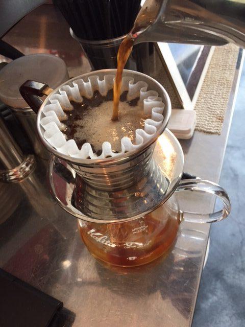 コーヒー(ペーパードリップ)