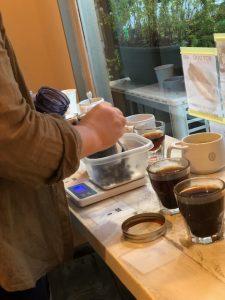 コーヒー,ブレンド,セミナー