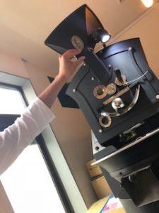 コーヒー豆、 焙煎