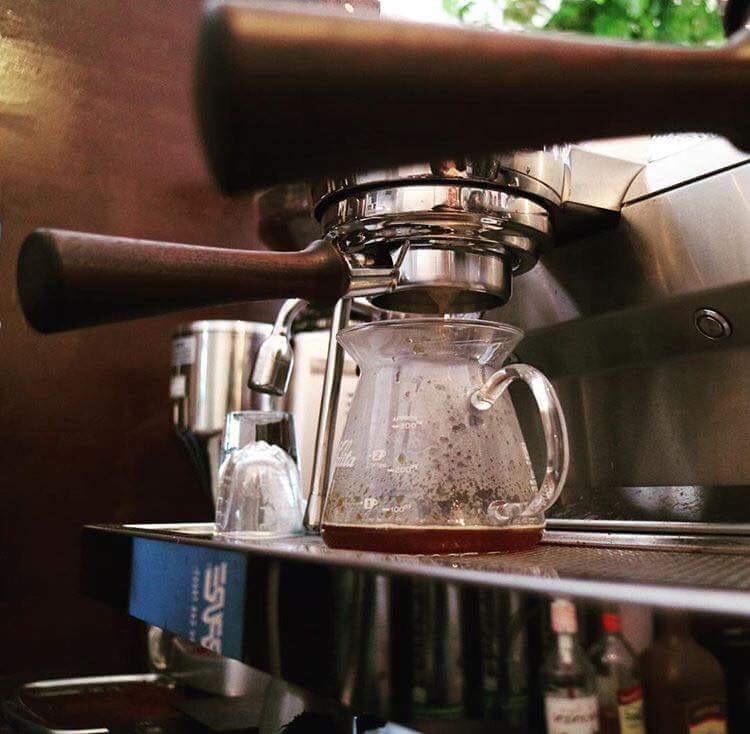 コーヒーショット