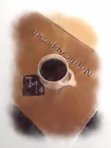 ノルディックアプローチのコーヒー