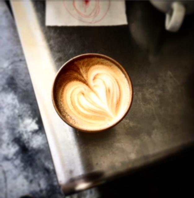 初めてのハート(A STEP OF COFFEE)