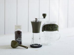 カリタのコーヒーアイテム