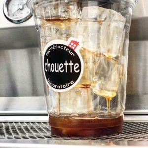 コーヒーショット, アイスコーヒー