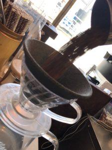 コーヒー、ドリップ