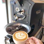 シェアロースター,コーヒー,焙煎