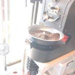 コーヒーロースター, 焙煎