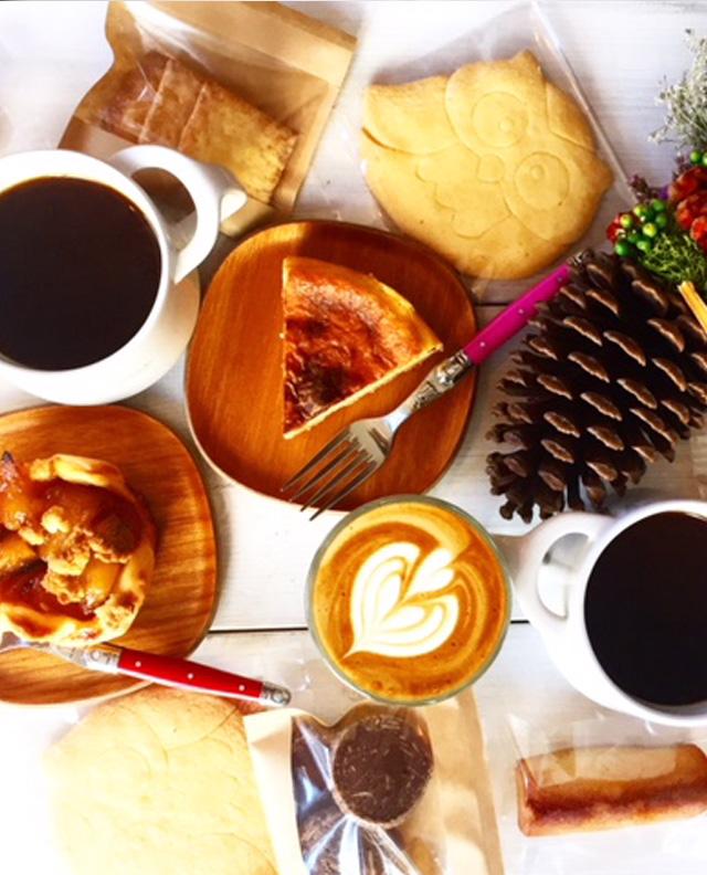 コーヒー,スイーツ,デザート