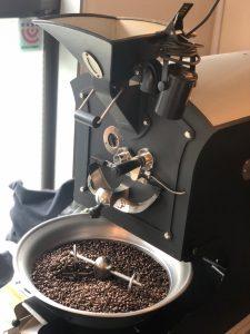コーヒー, 焙煎