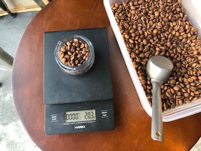 コーヒー豆, アメリカンプレス