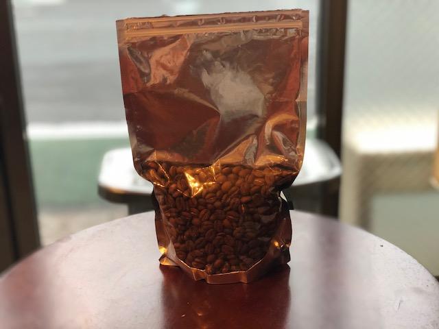 chouette blanche, コーヒー, パッケージ, 袋