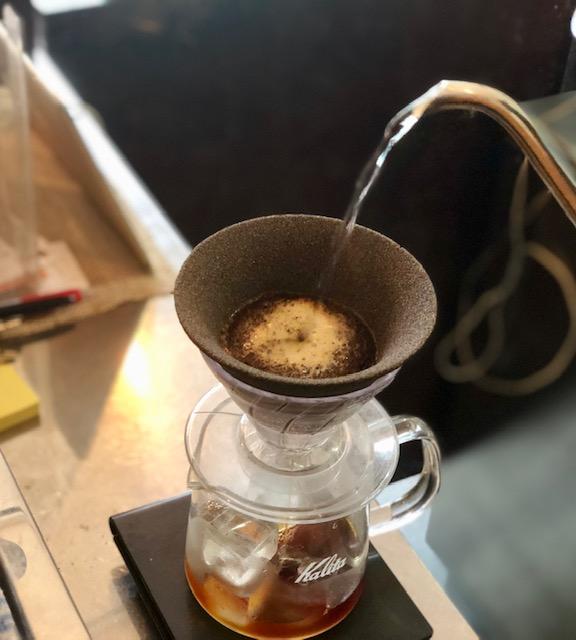 アイスコーヒー, 淹れ方
